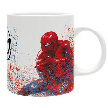 Taza Marvel - Venom vs. Spiderman