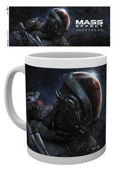 Taza  Mass Effect Andromeda - Key Art