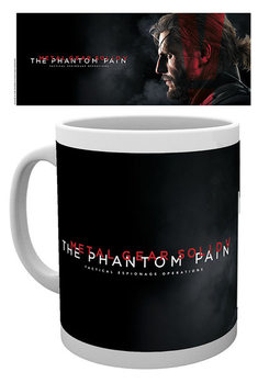 Taza Metal Gear Solid - Cover