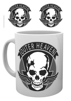 Taza METAL GEAR SOLID V - Outer Heaven