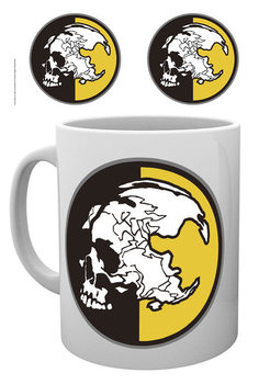 Taza Metal Gear Solid V - Skull