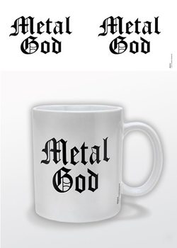 Taza Metal God