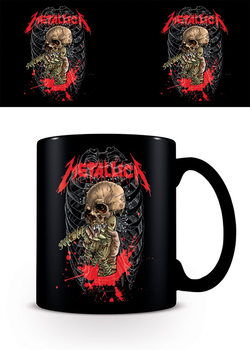 Taza  Metallica
