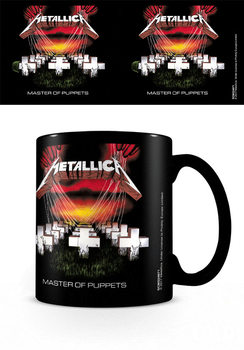 Taza  Metallica - Master of Puppets