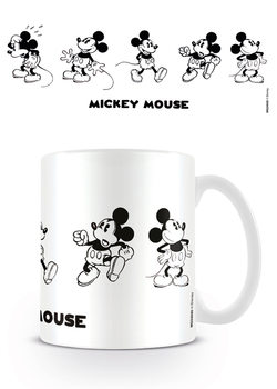 Taza Mickey Mouse - Vintage