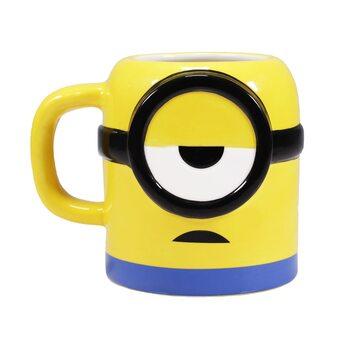 Taza Minions (Gru: Mi villano favorito) - Mood: Coffee
