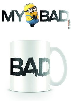 Taza Minions (Gru: Mi villano favorito) - My Bad