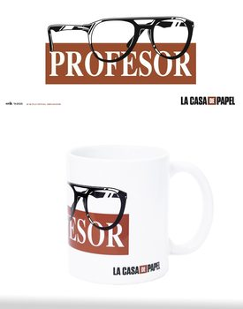 Taza Money Heist (La Casa De Papel) - Glasses
