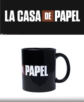 Taza Money Heist (La Casa De Papel) - Logo