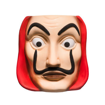 Taza Money Heist (La Casa De Papel) - Mask