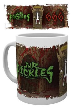 Taza Mr. Pickles  - Throne