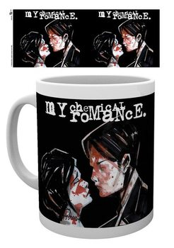Taza  My Chemical Romance - Kiss
