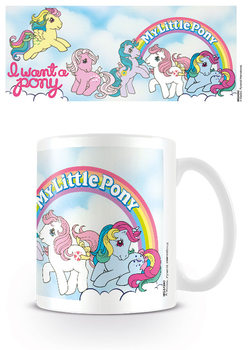 Taza My Little Pony - I Want A Pony