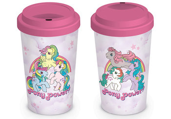 Taza My Little Pony Retro - Pony Power
