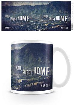 Taza Narcos - Home Sweet Home