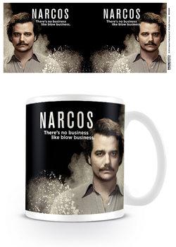 Taza  Narcos - Pablo Escobar