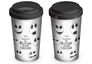 Taza  Nightmare Before Christmas - Faces Of Jack