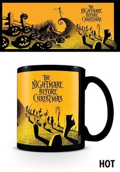 Taza  Nightmare Before Christmas - Graveyard Scene