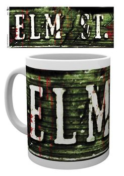 Taza  Nightmare on Elm Street - Sign