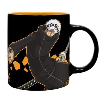 Taza One Piece - Trafalgar