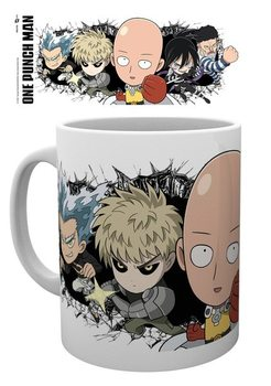 Taza One Punch Man - Chibi Smash