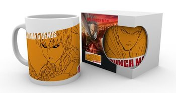 Taza  One Punch Man - Line Art