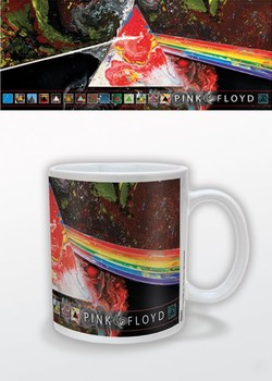 Taza Pink Floyd - Dark Side of the Moon 40th