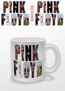 Taza Pink Floyd - Echoes