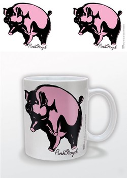Taza Pink Floyd - Flying Pig