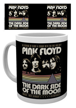 Taza Pink Floyd - Oct 1973