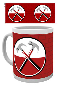 Taza  Pink Floyd: The Wall - Hammers