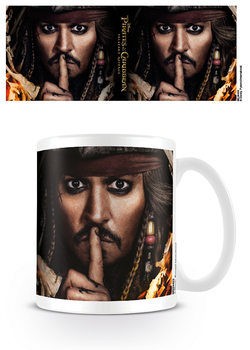 Taza  Piratas del Caribe - Can You Keep A Secret