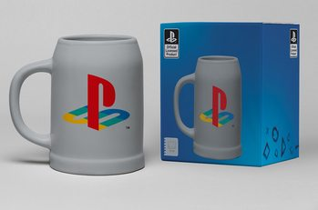 Taza Playstation - Classic