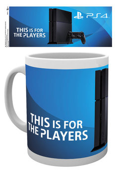 Taza  Playstation - Console