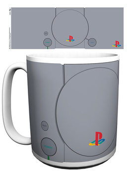 Taza Playstation Console