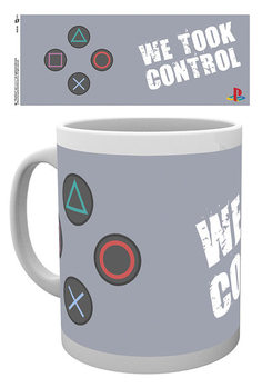 Taza Playstation - Controller