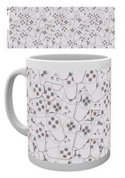 Taza Playstation - Controllers