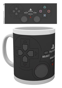 Taza Playstation - Dualshock 2
