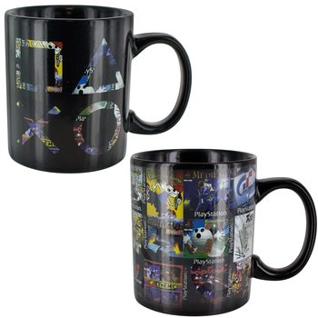 Taza  Playstation - Games