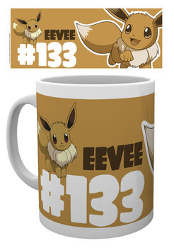 Taza  Pokemon - Eevee 133