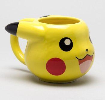 Taza Pokemon - Pikachu