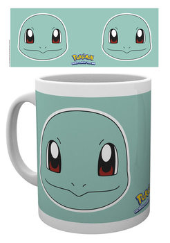 Taza  Pokémon - Squirtle Face
