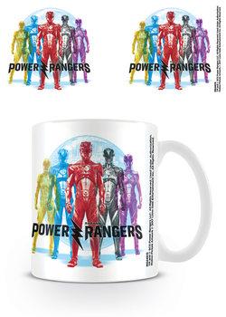 Taza Power Rangers - CMYKR