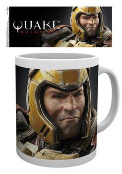 Taza  Quake - Quake Champions Ranger