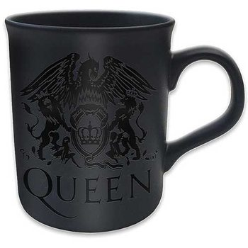 Taza  Queen – Crest Matt