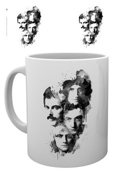Taza Queen - Faces