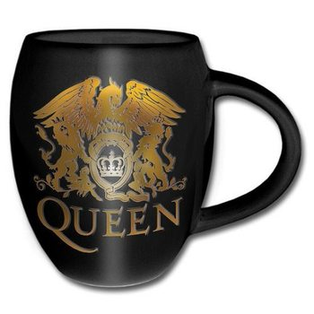 Taza  Queen - Gold Crest