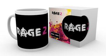 Taza  Rage 2 - Logo