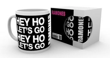 Taza Ramones