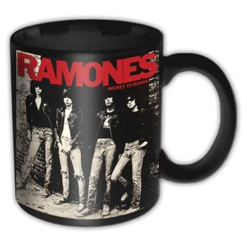 Taza  Ramones - Rocket to Russia